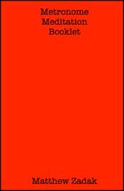 Metronome Meditation Booklet