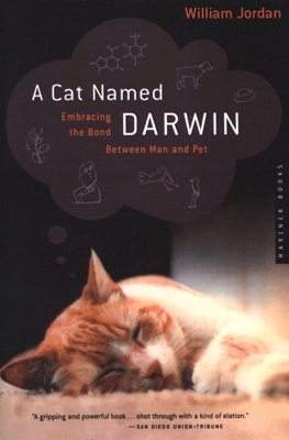 A Cat Named Darwin - William Jordan book