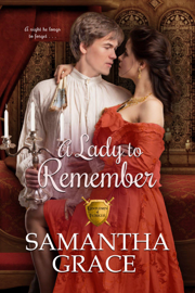 A Lady to Remember book