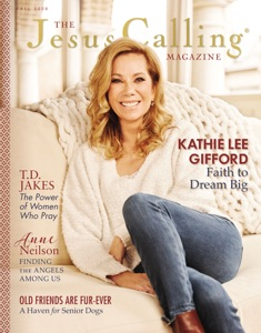 The Jesus Calling Magazine Issue 5 Book Cover