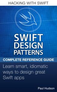 Swift Design Patterns La couverture du livre martien