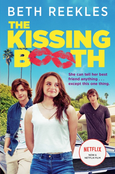 The Kissing Booth - Beth Reekles book cover