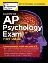 Cracking The AP Psychology Exam 2019 Edition