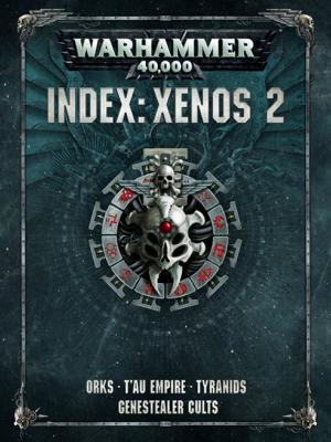 Index: Xenos 2 - Games Workshop book