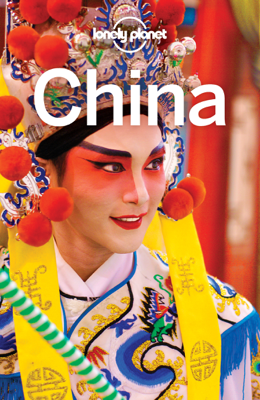 China Travel Guide - Lonely Planet book