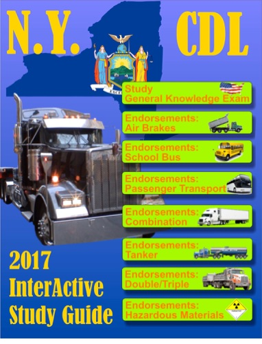 CDL N.Y. Commercial Drivers License - William Chester - William Chester