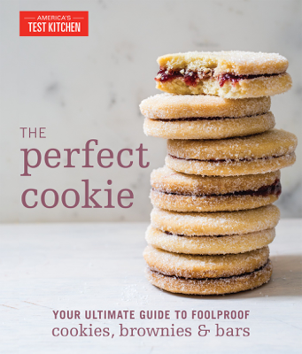 The Perfect Cookie - America's Test Kitchen book