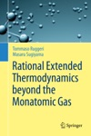 Rational Extended Thermodynamics Beyond The Monatomic Gas