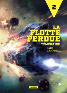 Téméraire La couverture du livre martien