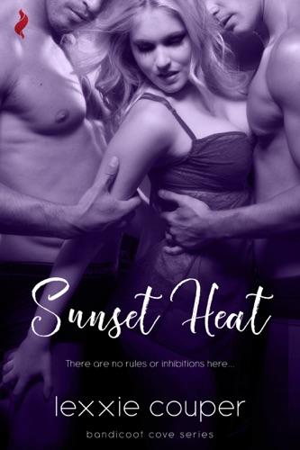 Sunset Heat (A Sexy, Beach Romance Novella)