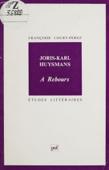 Joris-Karl Huysmans : «À rebours»