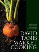 David Tanis Market Cooking Book Cover