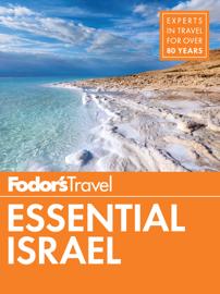 Fodor's Essential Israel book