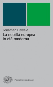 La nobiltà europea in età moderna Book Cover