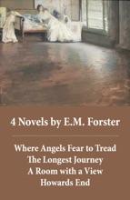 4 Novels By E.M.Forster