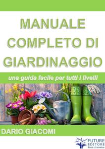 Manuale completo di giardinaggio Copertina del libro