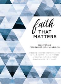 Faith That Matters PDF Download
