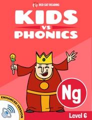 Learn Phonics: NG - Kids vs Phonics (Enhanced Version)