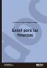 Excel para las finanzas - Francisco Javier Ortega Verdugo