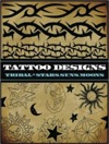 Tattoo Designs Tribal And Stars Suns Moons