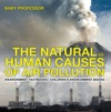 The Natural Vs Human Causes Of Air Pollution  Environment Textbooks  Childrens Environment Books