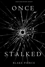 Once Stalked (A Riley Paige Mystery—Book 9) book