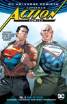 Superman - Action Comics Vol 3 Men Of Steel