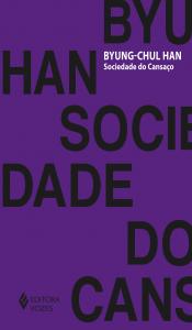 Sociedade do cansaço Capa de livro