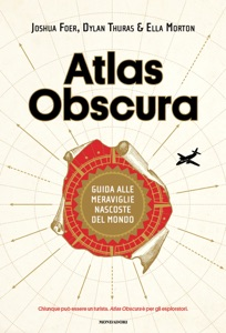 Atlas Obscura Book Cover