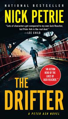 The Drifter - Nick Petrie book