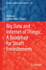 Big Data And Internet Of Things A Roadmap For Smart Environments