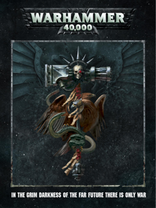 Warhammer 40,000: Dark Imperium Enhanced Edition Cover Book