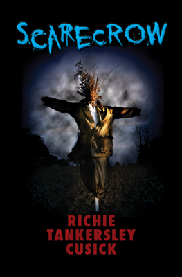 Scarecrow - Richie Tankersley Cusick book