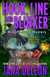 Hook, Line and Blinker book