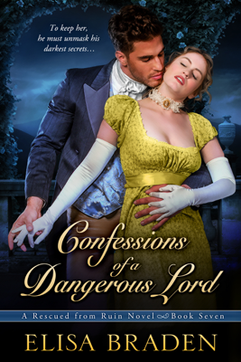 Confessions of a Dangerous Lord - Elisa Braden book