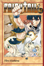 Fairy Tail Volume 61
