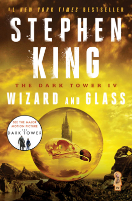 The Dark Tower IV - Stephen King book