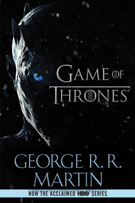 A Game of Thrones - George R.R. Martin book