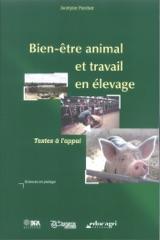 Bien-être animal et travail en élevage