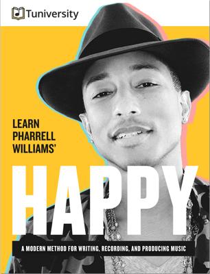 Learn Pharrell Williams' Happy - Brent Paschke & Kiko Doran book