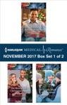 Harlequin Medical Romance November 2017 - Box Set 1 Of 2