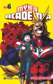 My Hero Academia nº 01 Book Cover