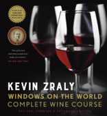 Kevin Zraly Windows on the World Complete Wine Course Book Cover