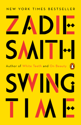 Swing Time - Zadie Smith book
