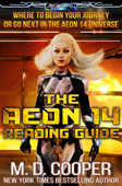 The Aeon 14 Reading Guide: Series order and information about the Aeon 14 Universe