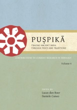 Puṣpikā: Tracing Ancient India Through Texts And Traditions
