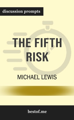 The Fifth Risk by Michael Lewis image