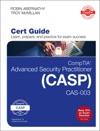 CompTIA Advanced Security Practitioner CASP CAS-003 Cert Guide