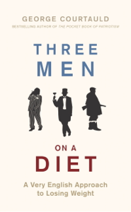 Three Men on a Diet La couverture du livre martien