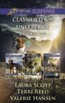 Classified K-9 Unit Series Books 1-3